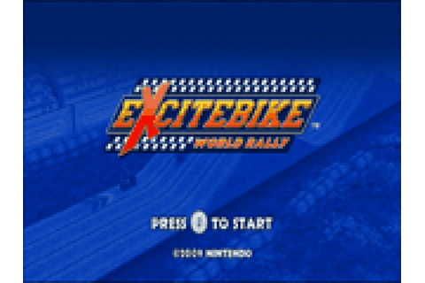 Excitebike: World Rally (WiiWare) Reviews