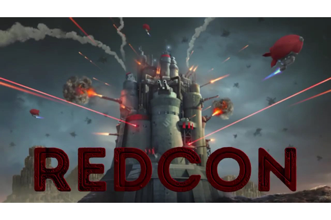 REDCON by HEXAGE Android Gameplay - YouTube