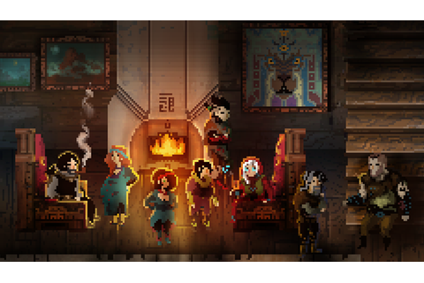 "Children of Morta: a family-based ""roguelike action game ..."