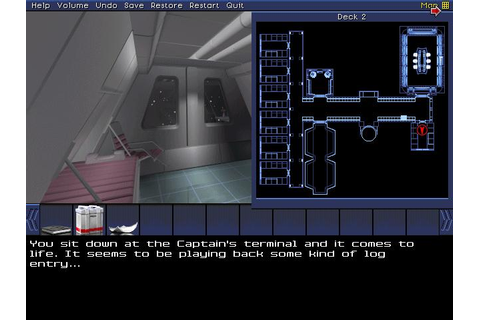 Mission Critical Download (1995 Adventure Game)