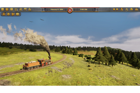 Railway Empire v1.9.0.24306 (upd.21.06.2019) torrent download