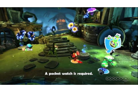 Alice Level - Disney Universe Gameplay (Xbox 360) - YouTube