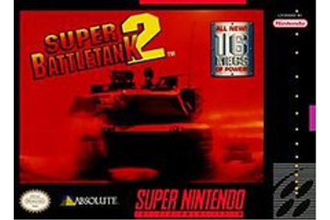 Super Battletank 2 - Wikipedia