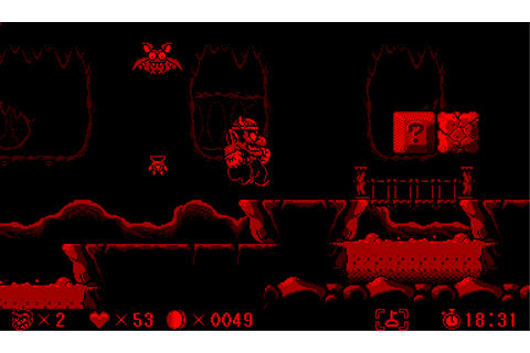 TMK | The Games | Virtual Boy | Virtual Boy Wario Land