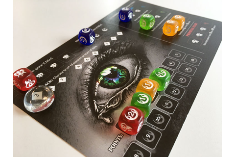 Lucidity: Six Sided Nightmares Review | Board Game Quest