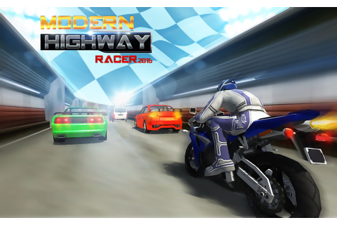 Modern Highway Racer 2015 for Samsung GT-I8160 Galaxy Ace ...
