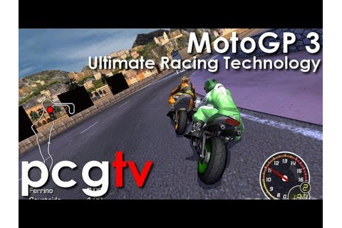 MotoGP 3 Ultimate Racing Technology URT Gameplay (PC HD ...