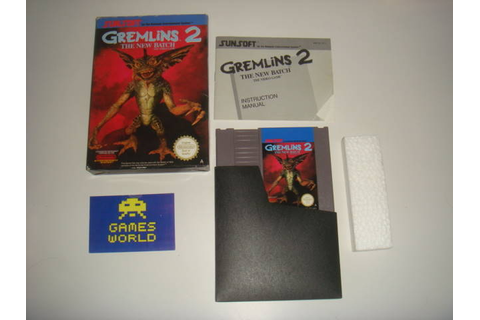 Gremlins 2 The New Batch - Nintendo NES | Game Galleria