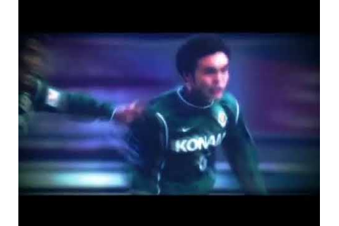 J League Jikkyou Winning Eleven 2001 - Intro - YouTube