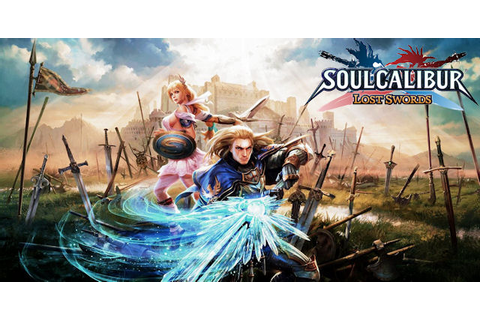 Soul Calibur: Lost Swords Characters List