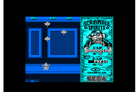 Download Scramble Spirits - My Abandonware