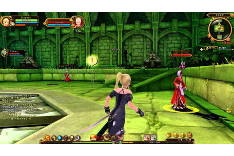 Ragnarok Online 2 Legend of the Second First Instance ...