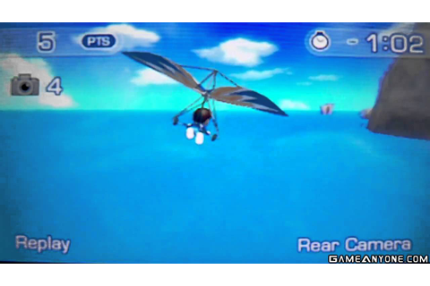 "Pilotwings Resort[3DS] - Part 7: Bronze - Glider 2 ""Photo ..."
