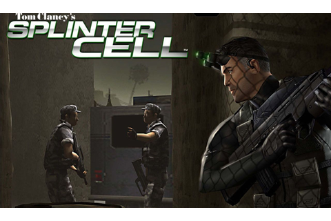 Original Splinter Cell Currently Free On PC - Just Push Start