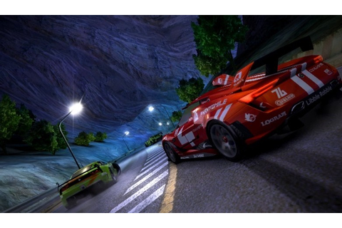Ridge Racer Unbounded Game | Mawut Game