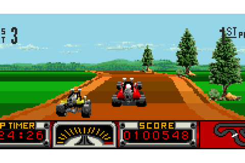 SNES A Day 114: Road Riot 4WD - SNES A Day