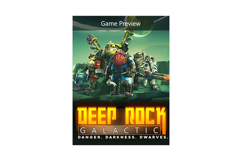 Deep Rock Galactic for Xbox One and Windows 10 | Xbox