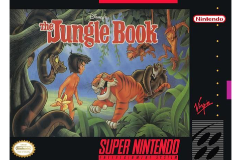 The Jungle Book (video game) - Disney Wiki