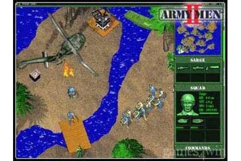 Army Men II Download - Games4Win