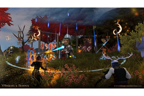 Villagers & Heroes is getting Tale of Earth and Sea ...