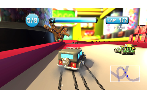 Super Toy Cars - PS4 Review - PlayStation Country