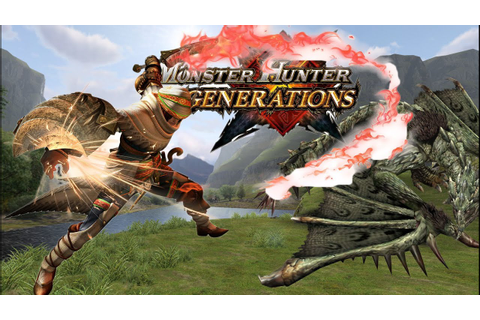 Monster Hunter Generations Full Game Game play Village Key ...