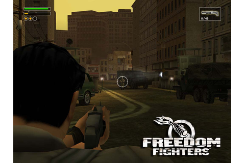 Free Download Freedom Fighters ~ INDEX OF GAMES