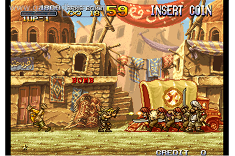 Metal Slug 2 - Full Version Game Download - PcGameFreeTop
