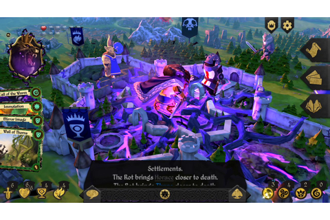 Armello - Digital Board Game - YouTube