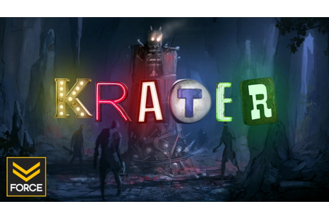 Krater (Gameplay) - YouTube