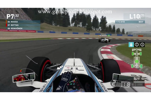 Download Game: Formula 1 2014 Download For PC Full version