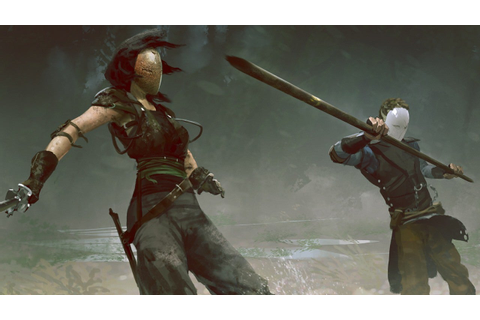 Absolver Gameplay Demo and Developer Overview - PSX 2016 ...