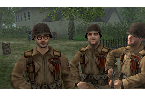 Галерея — Brothers in Arms: D-Day — Square Faction