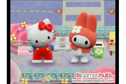 Hello Kitty: Big City Dreams DS Game Trailer - www ...