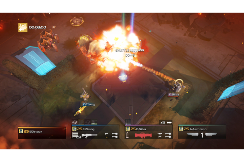 Helldivers PS4 Review: Hardcore Shooter | USgamer