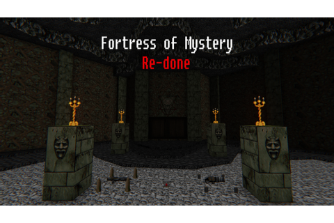 Fortress of Mystery Re-done addon - Doom - Mod DB