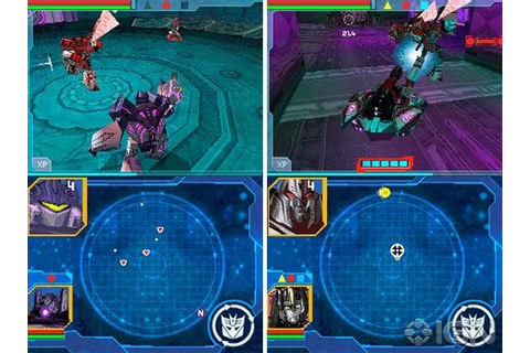 Transformers: War for Cybertron Decepticons Review - IGN