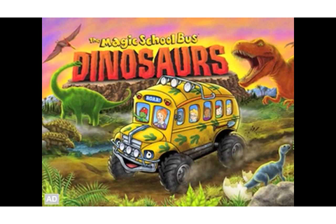 LeapFrog Game Trailer - Magic School Bus: Dinosaurs - YouTube