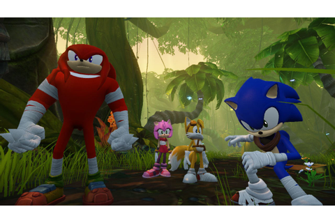 Sonic Boom: Rise of Lyric - Wii U - IGN