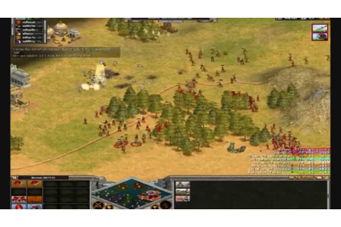 Rise Of Nations Game Free Download - YouTube