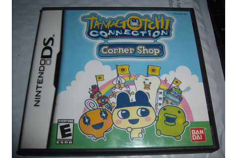 Free: DS TAMAGOTCHI CONNECTION CORNER SHOP - Nintendo ...