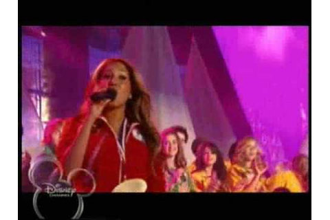 One World by The Cheetah Girls [Disney Channel Games 08 ...