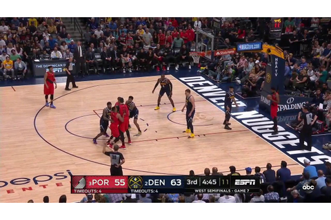 Evan Turner All Game Actions 05/12/19 Portland Trail ...