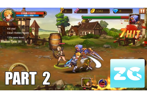 Brave Fighter 2 : Frontier Free Android Walkthrough Part 2 ...