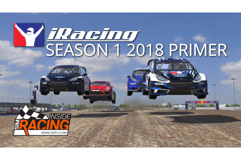 iRacing – 2018 Season 1 Build is Here - Inside Sim Racing