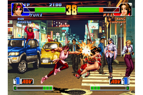 The King of Fighters '98: The Slugfest Screenshots for ...