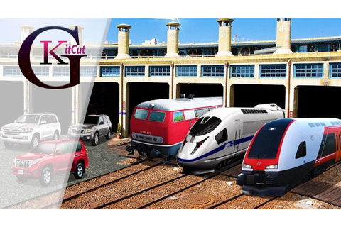 Train Vs Prado Racing 3D 2 Game Play | Best Car Driving ...