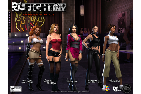 PS2 Def Jam: Fight for New York Cheats - Daftar, Review ...