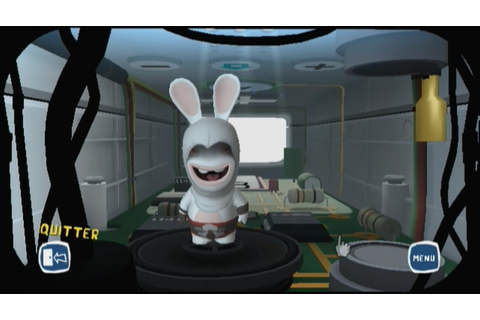 wii-telecharger: [Multi-Host]The Lapins Crétins : La ...