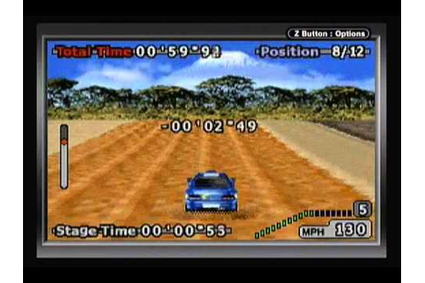 GT Advance Championship Racing 2 (GBA) - YouTube